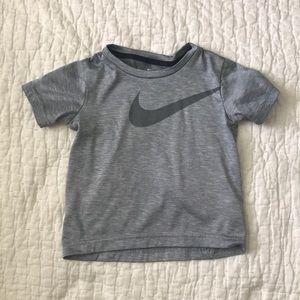 4t Nike DriFit shirt